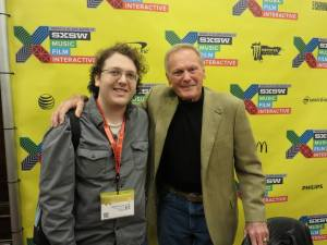 me and Tab Hunter
