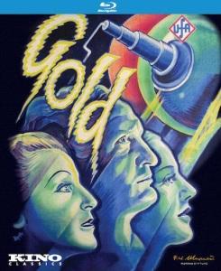 Gold, Brigitte Helm, German cinema