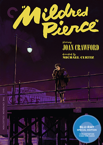 Mildred Pierce Blu-Ray review, Mildred Pierce Criterion, Mildred Pierce 1945